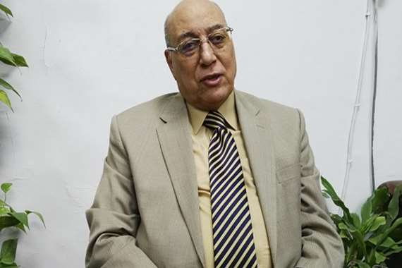 الدكتور محمد عبد المجيد رئيس لجنة مبيدات الآفات الزراعية