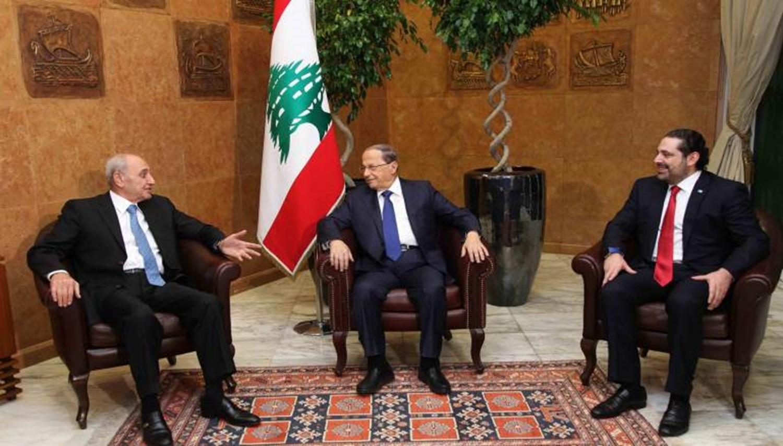 مشاورات تشكيل حكومة لبنان