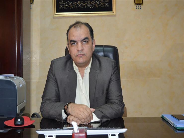 الدكتور أحمد العطار رئيس الحجر الزراعي بوزارة الزراعة