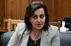 الدكتور منى محرز نائب وزير الزراعة لشئون الثروة الحيوانية والداجنة والسمكية