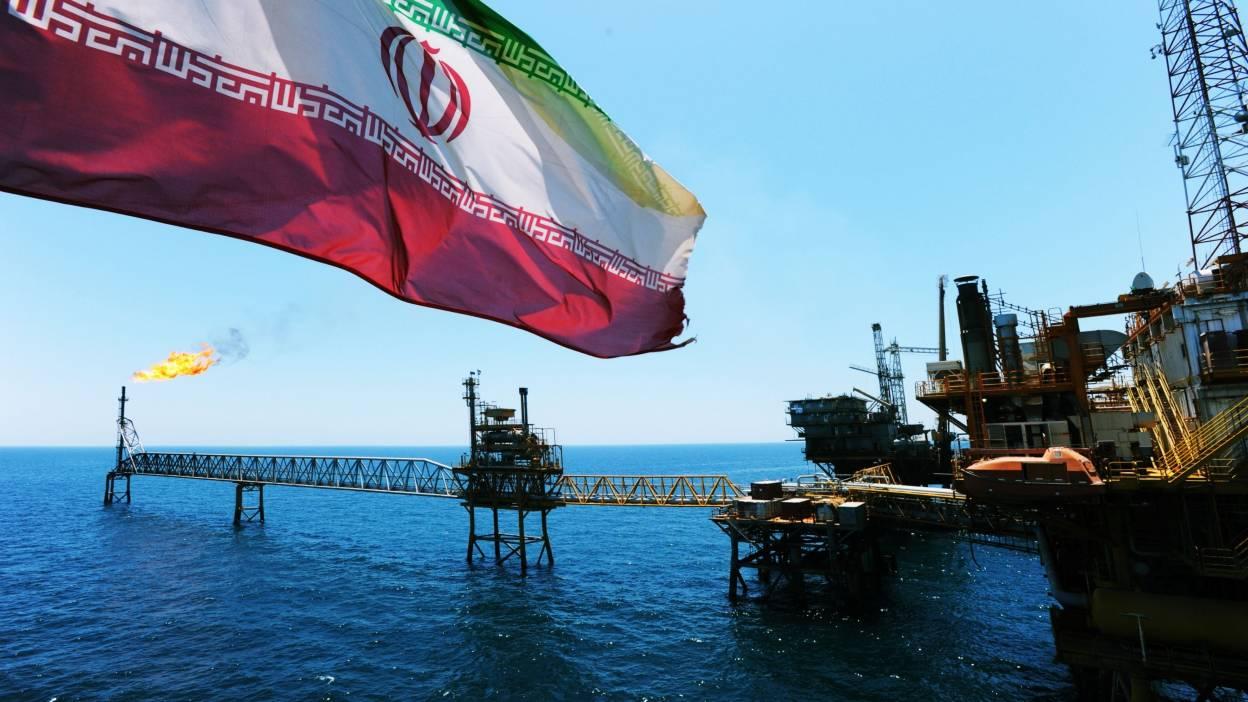 الغاز الايراني