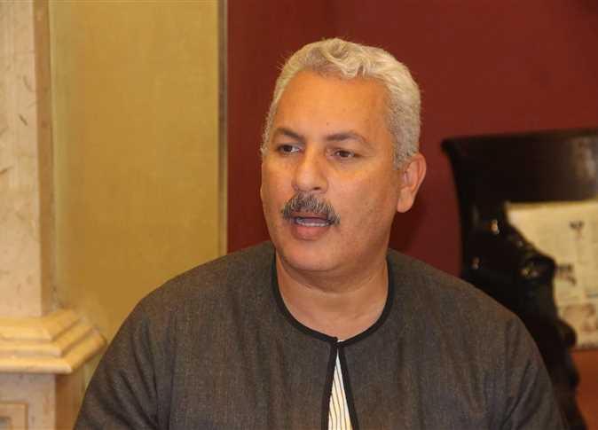 حسين عبدالرحمن أبوصدام، نقيب عام الفلاحين