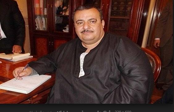 ممدوح حمادة رئيس الاتحاد التعاونى الزراعى المركزى