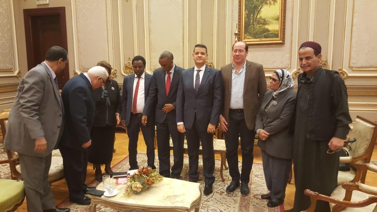 دعم العلاقات المصرية الإفريقية (2)