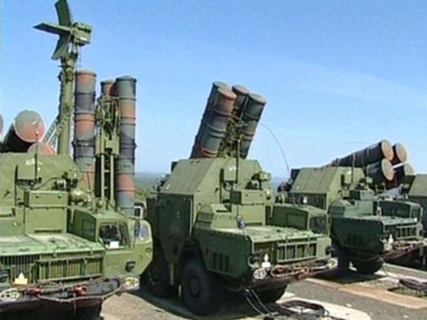منظومة الدفاع الروسية اس 400