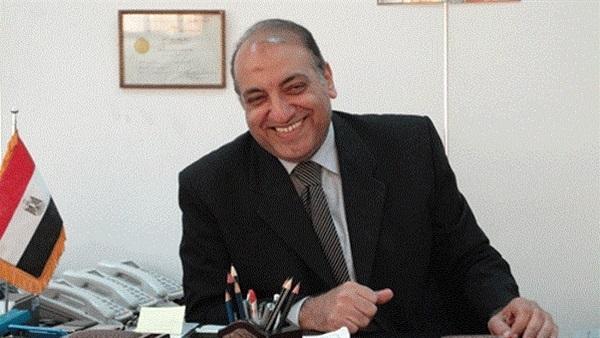 الدكتور إبراهيم  محروس  رئيس الهيئة العامة للخدمات البيطري