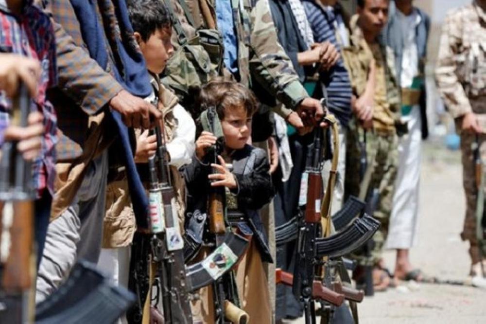 انتهاكات الحوثيين ضد الأطفال
