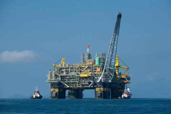 ابار النفط