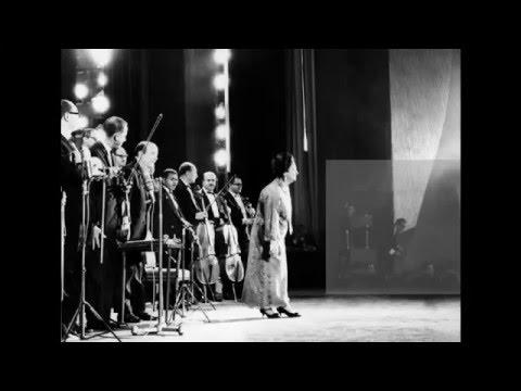 ام كلثوم مسرح الاولمبيا