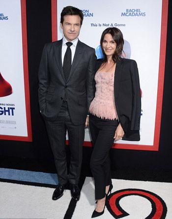 أناقة جيسون بيتمان وزوجته (2)