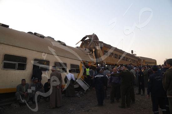 حادث قطار المناشى - قطار البحيره (24)