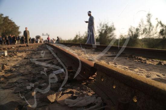 حادث قطار المناشى - قطار البحيره (14)