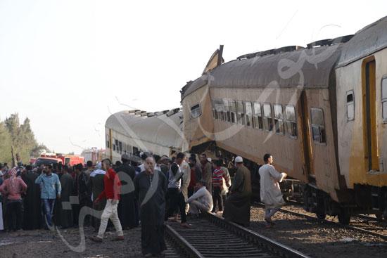 حادث قطار المناشى - قطار البحيره (20)