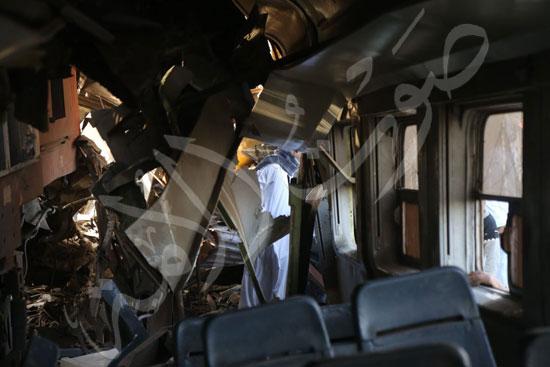 حادث قطار المناشى - قطار البحيره (2)
