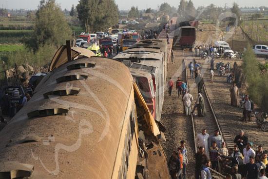 حادث قطار المناشى - قطار البحيره (17)