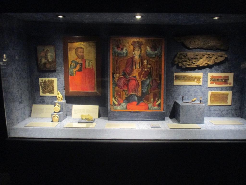 تعرف على متحف آثار مطروح الذي افتتحه الرئيس السيسي  (19)