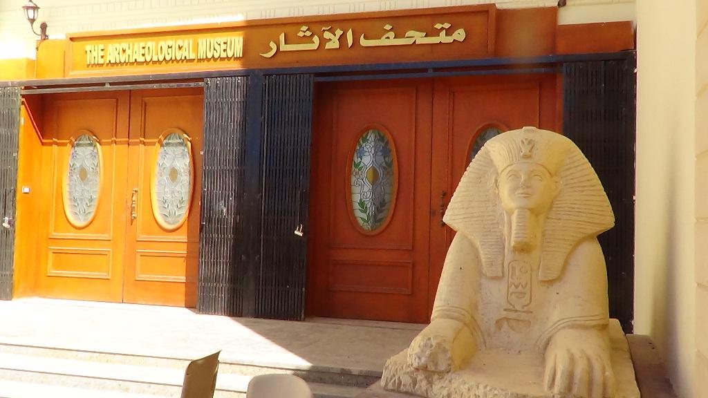 تعرف على متحف آثار مطروح الذي افتتحه الرئيس السيسي  (1)