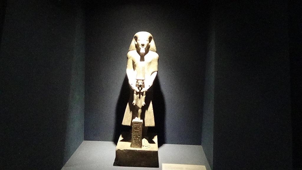تعرف على متحف آثار مطروح الذي افتتحه الرئيس السيسي  (5)