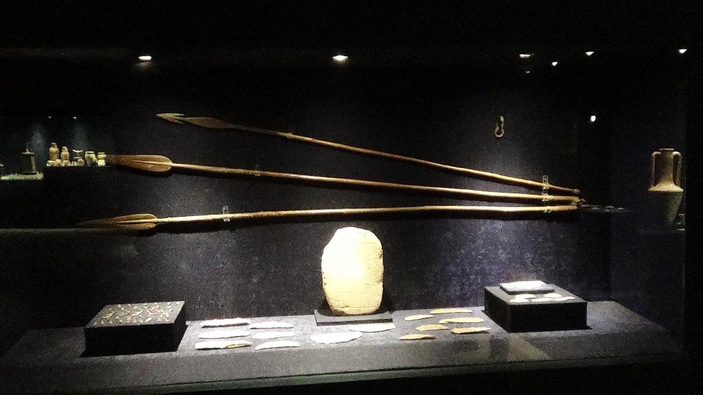 تعرف على متحف آثار مطروح الذي افتتحه الرئيس السيسي  (11)