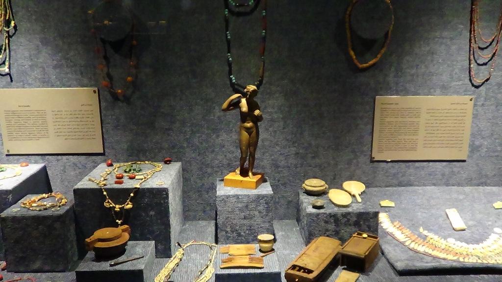 تعرف على متحف آثار مطروح الذي افتتحه الرئيس السيسي  (13)