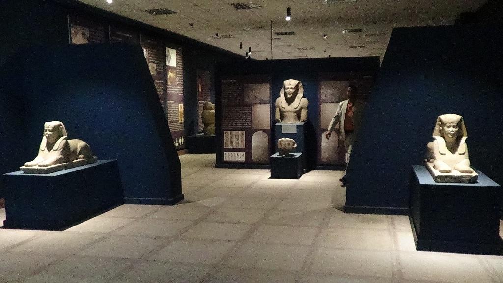 تعرف على متحف آثار مطروح الذي افتتحه الرئيس السيسي  (2)