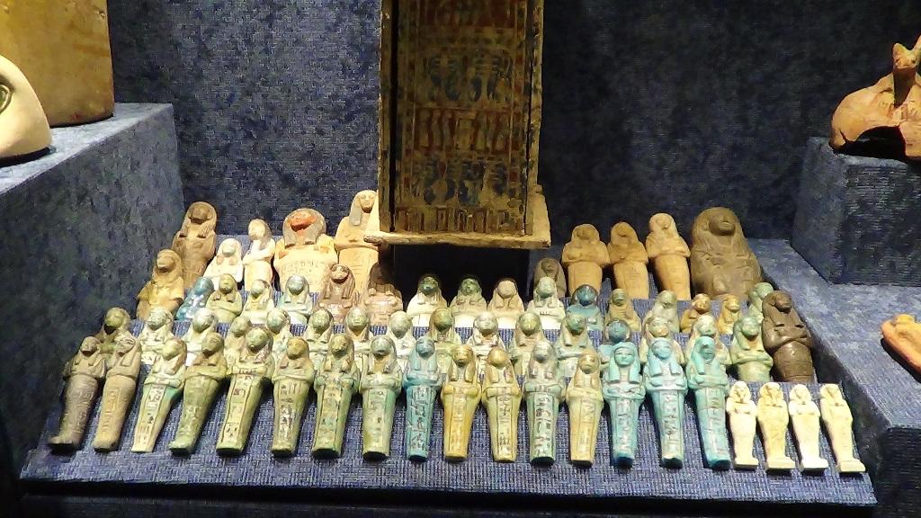 تعرف على متحف آثار مطروح الذي افتتحه الرئيس السيسي  (12)