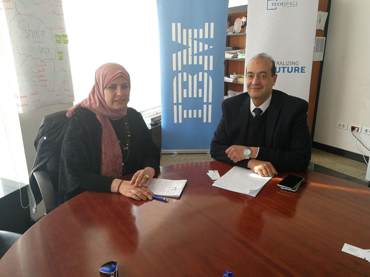 محمد وائل رضوان مدير خدمات الحوسبة السحابية بشركة IBM فى حواره مع صوت الأمة
