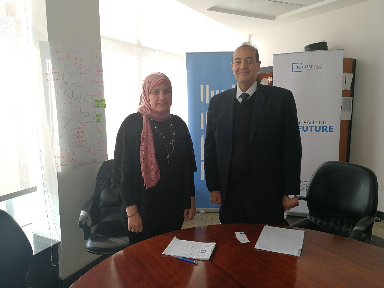 محمد وائل رضوان مدير خدمات الحوسبة السحابية بشركة IBM