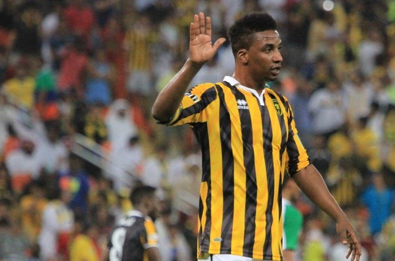 محمد نور لاعب السعودية