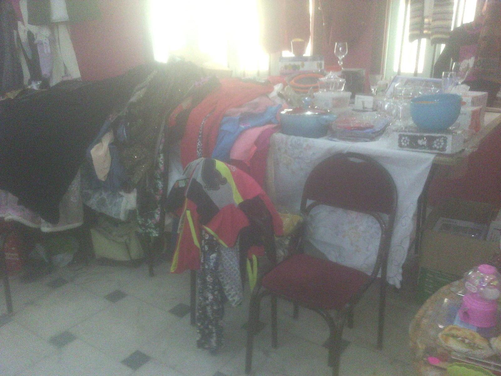 أول مهرجان نسائي للمشغولات اليدوية والبيئية بأسوان (1)