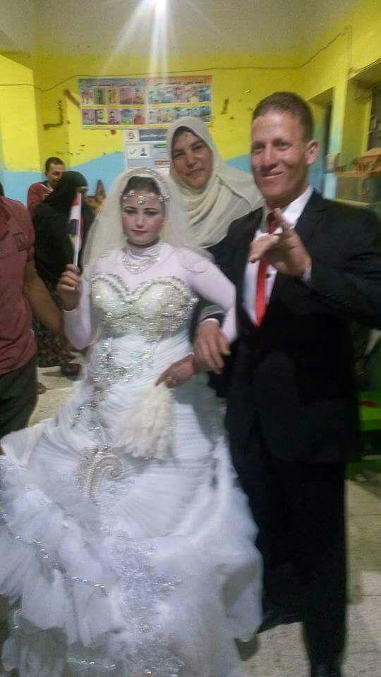 عروسان دخل اللجنة الانتخابية (5)