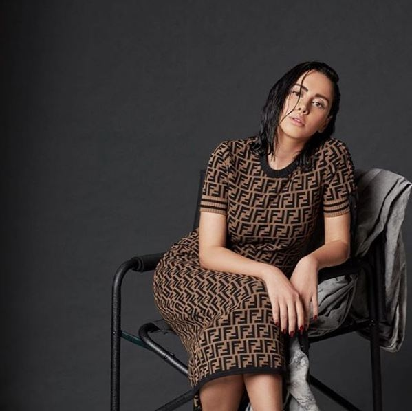 الإطلالة الاخيرة لـياسمين رئيس من توقيع Fendi (صور) (1)