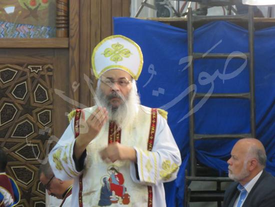 البابا تواضروس في قداس عيد القيامة المجيد (8)