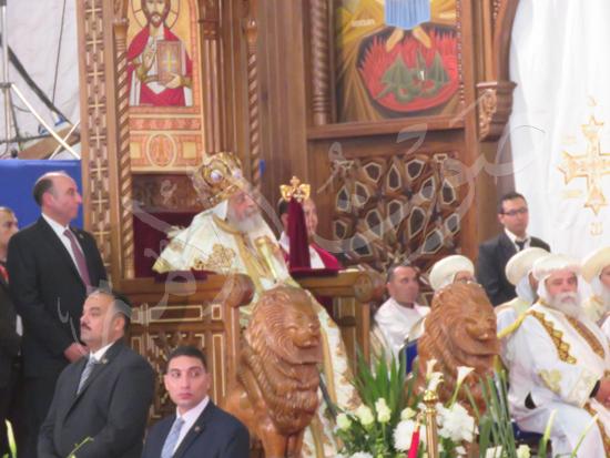 البابا تواضروس في قداس عيد القيامة المجيد (12)