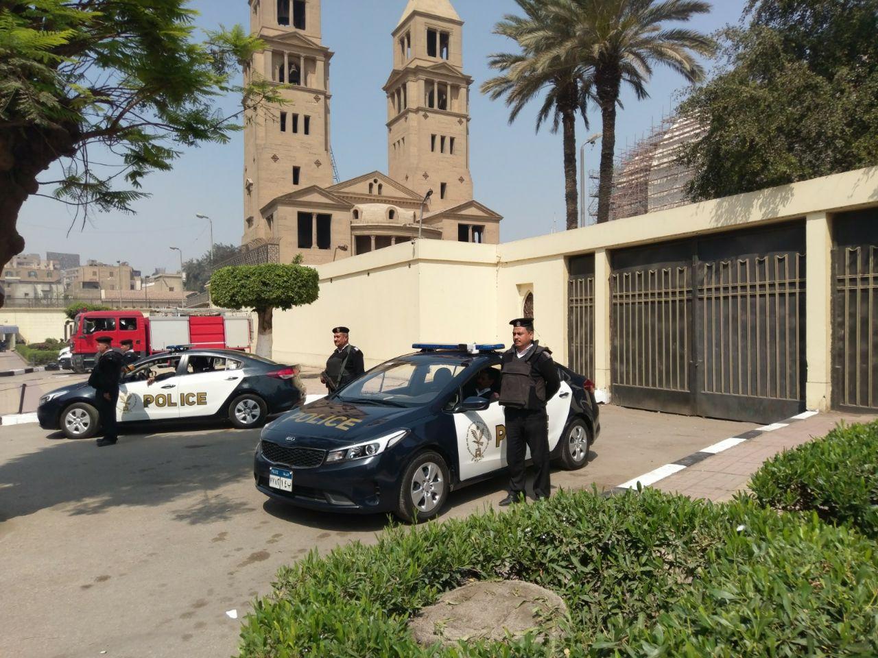 استنفار أمني بمحيط كنائس العاصمة.. ومدير الأمن يراجع الإجراءات