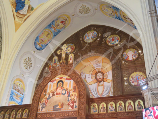 البابا تواضروس في قداس عيد القيامة المجيد (4)
