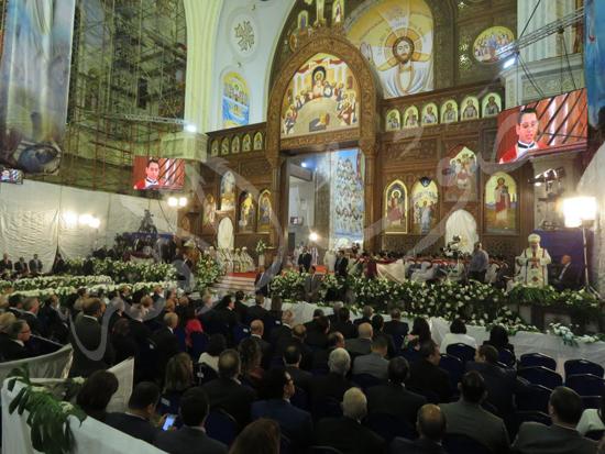 البابا تواضروس في قداس عيد القيامة المجيد (3)