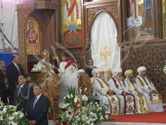 البابا تواضروس في قداس عيد القيامة المجيد (11)