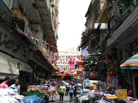 زينة رمضان تملأ شوارع الدقهلية  (2)
