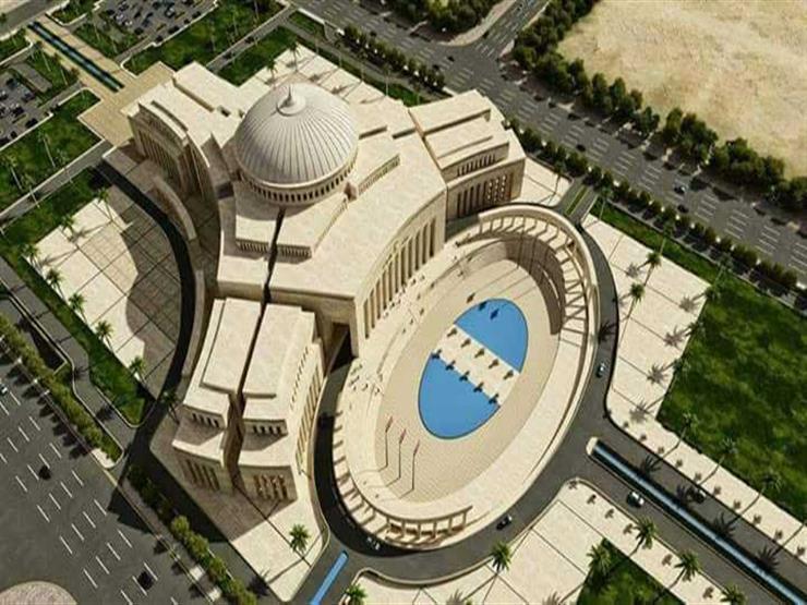 مبنى البرلمان في العاصمة الإدارية4