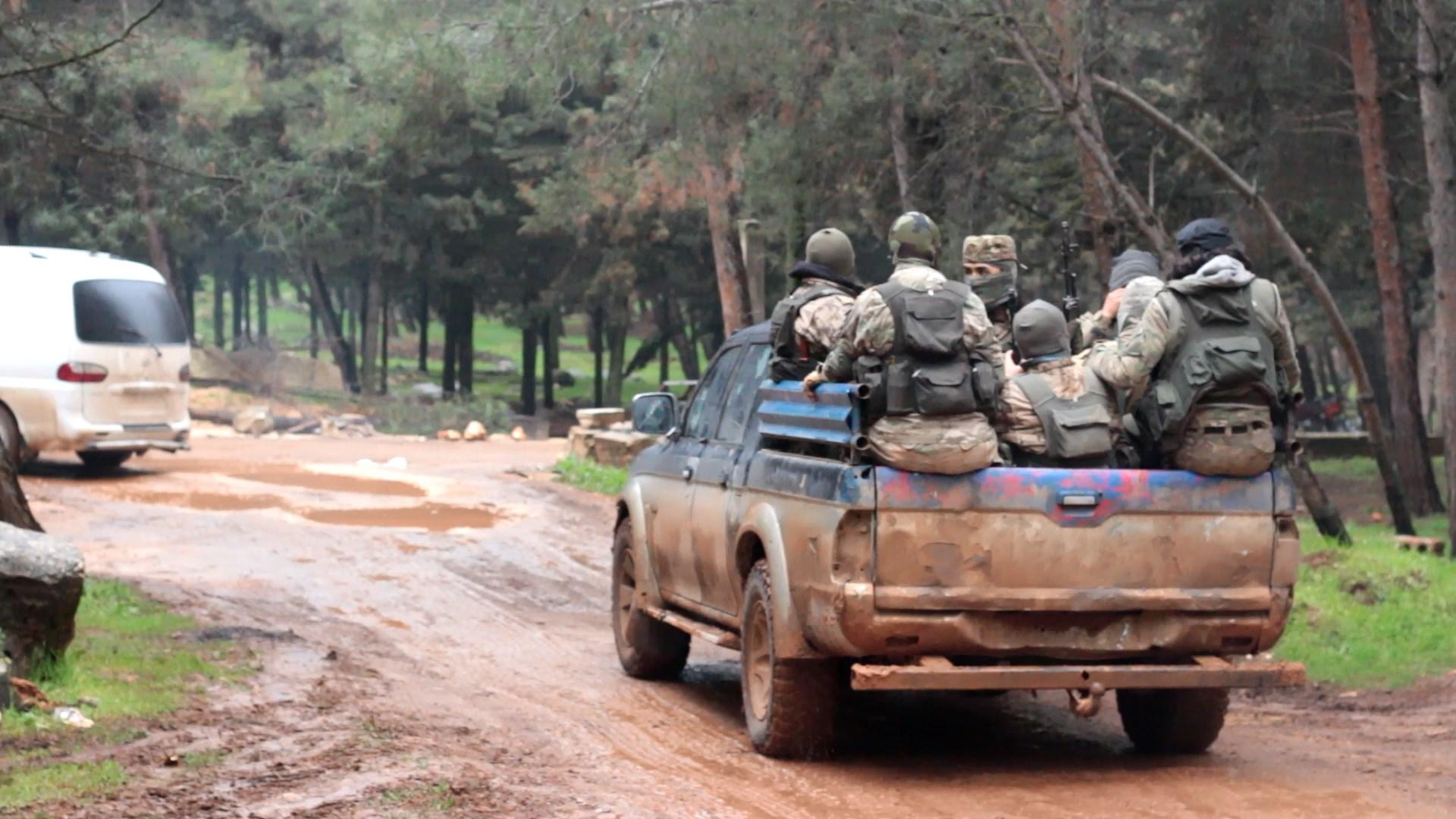 جبهة-تحرير-سوريا-والمتاجرة-بالمهاجرين