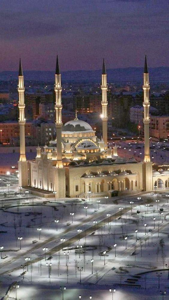 مسجد-غروزني