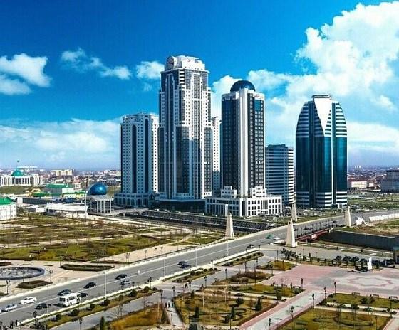 مجمع-مدينة-غروزني