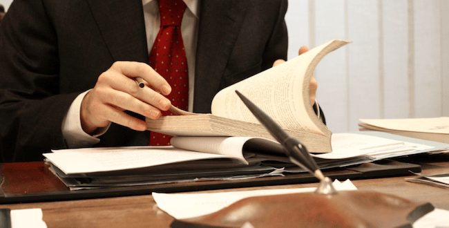 Lawyer-Document-Review