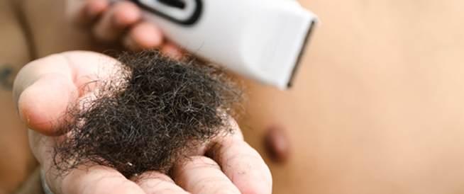شعر العانه