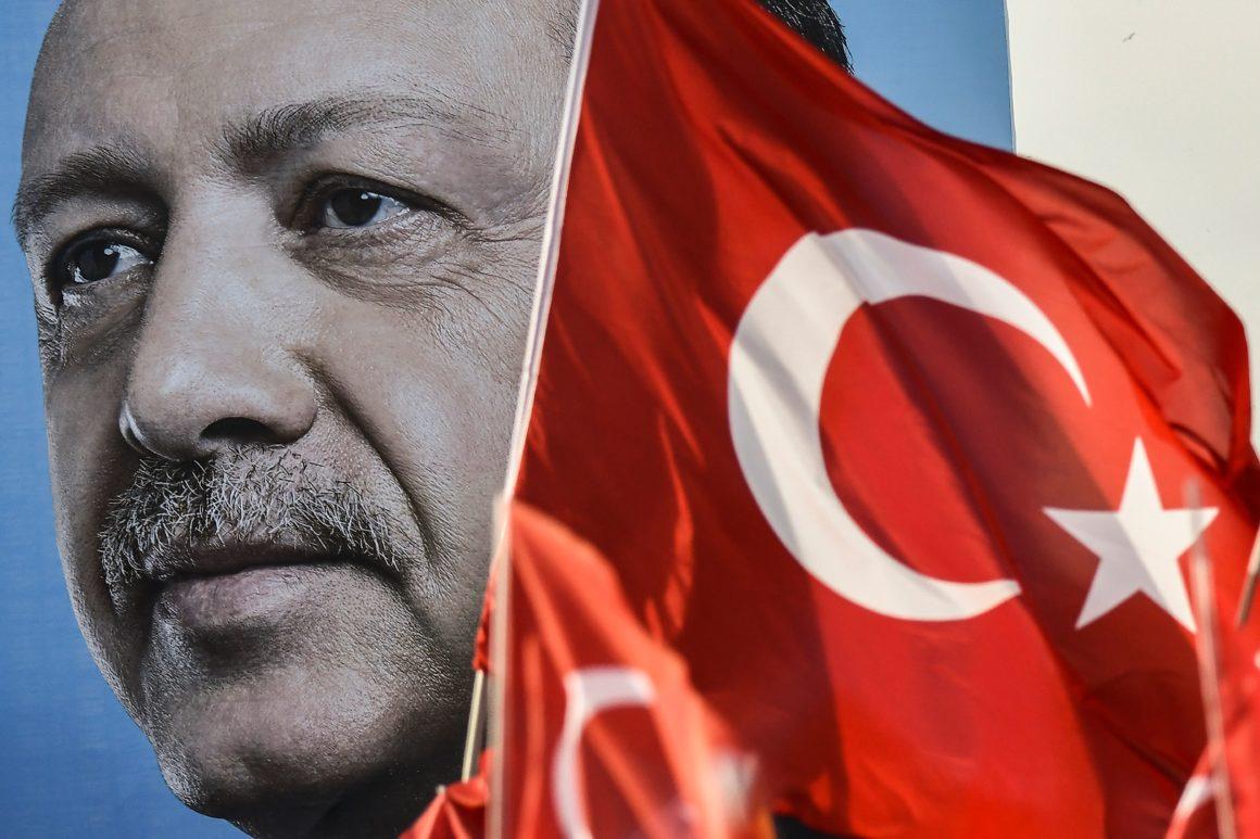 شعبية أردوغان