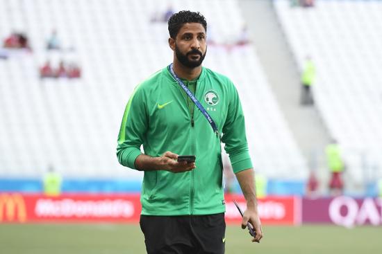 مباراة مصر والسعودية فى كاس العالم 2018 (11)