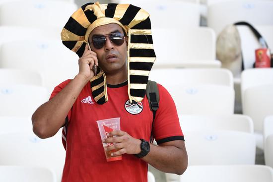 مباراة مصر والسعودية فى كاس العالم 2018 (20)