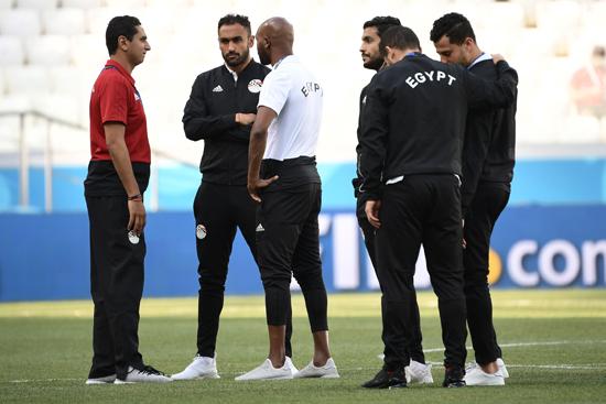 مباراة مصر والسعودية فى كاس العالم 2018 (13)