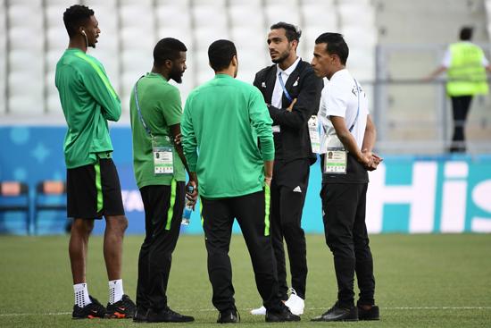 مباراة مصر والسعودية فى كاس العالم 2018 (21)